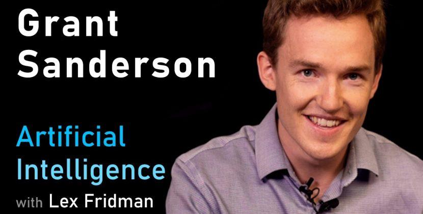 Grant Sanderson on the Beauty of Mathematics