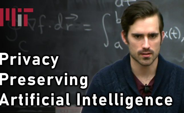 Privacy Preserving AI with Andrew Trask