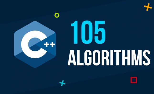 105 STL Algorithms in Less Than an Hour