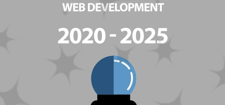 Predicting the Future of the Web Development (2020 and 2025)