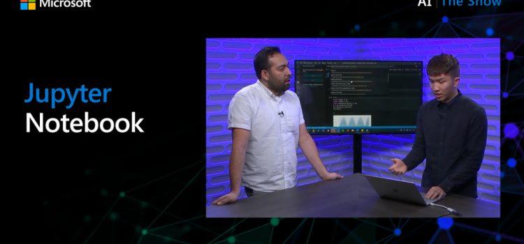 Jupyter Notebooks in Visual Studio Code