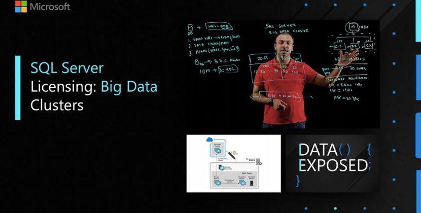 SQL Server Licensing: Big Data Clusters