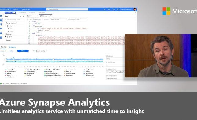 Azure Synapse Analytics – Next-gen Azure SQL Data Warehouse
