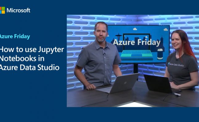 How to use Jupyter Notebooks in Azure Data Studio