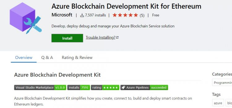 Playing with the Blockchain