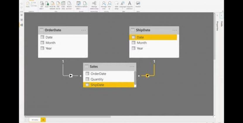 Data Modelling in Power BI Desktop