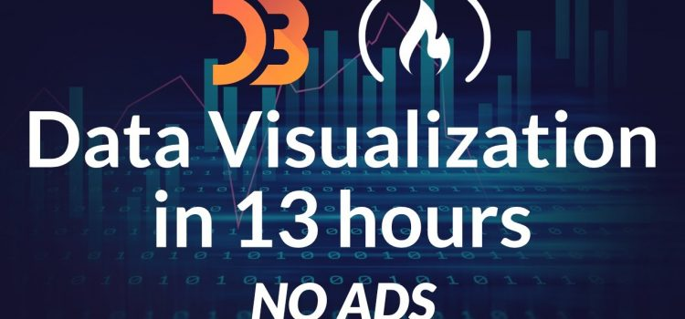 Free 12 Hour Data Visualization with D3.js