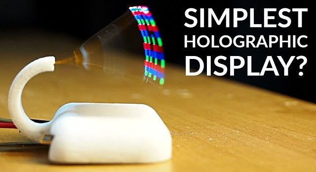 How to Make Holographic FlexLED