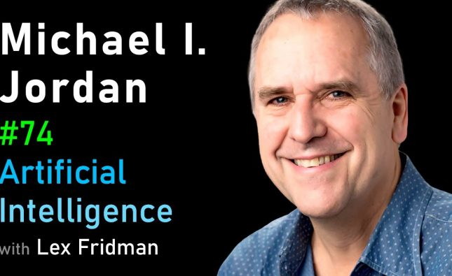 Michael I. Jordan on Machine Learning, Recommender Systems, and the Future of AI