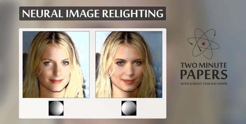 Neural Portrait Relighting