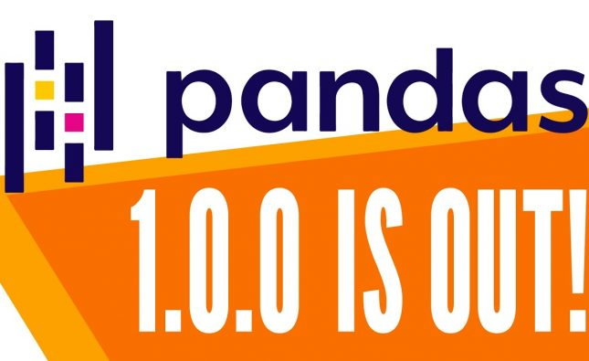 Pandas 1.0.0 – 6 key features in the new version