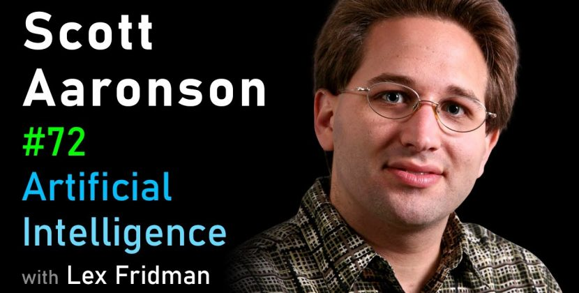 Scott Aaronson on Quantum Computing