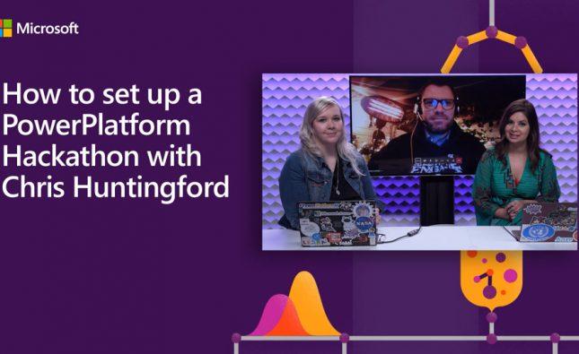 How to Set Up a PowerPlatform Hackathon