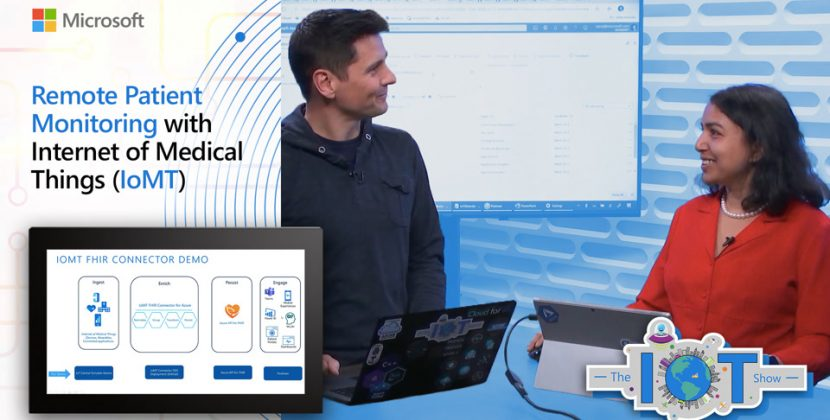 Remote Patient Monitoring with Internet of Medical Things