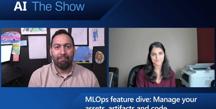 Manage Your Assets, Artifacts and Code for MLOps