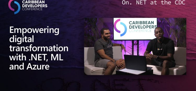 Empowering digital transformation with .NET, ML and Azure