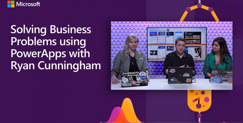 Solving Business Problems using PowerApps