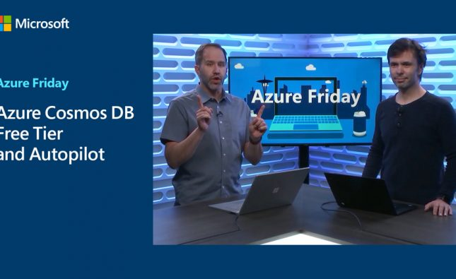 Azure Cosmos DB Free Tier and Autopilot
