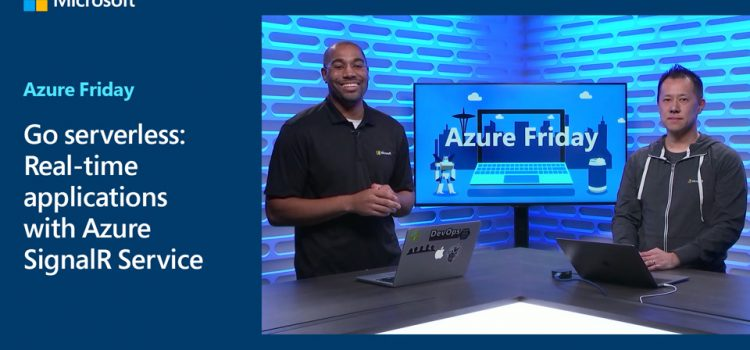 Real-time applications with Azure SignalR Service