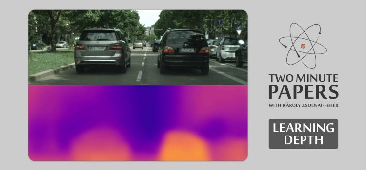 Can Self-Driving Cars Learn Depth Perception?