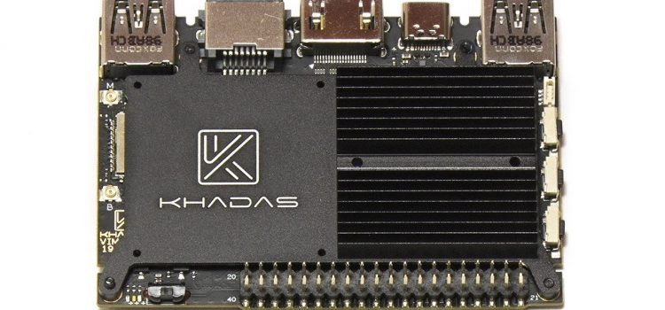 Khadas VIM3: 4K NVMe SBC with NPU