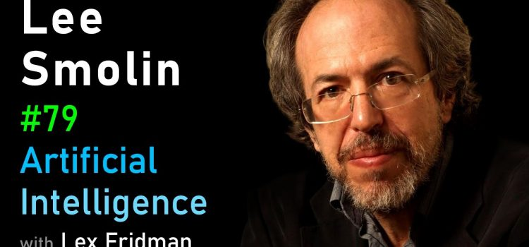Lee Smolin on Quantum Gravity and Einstein's Unfinished Revolution