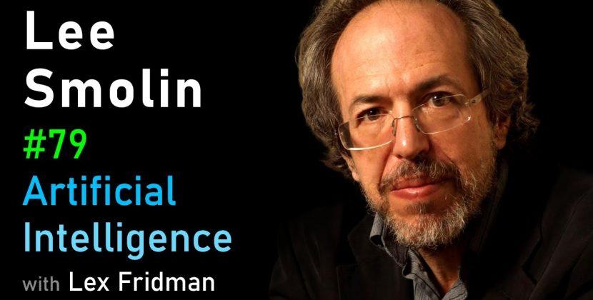 Lee Smolin on Quantum Gravity and Einstein's Unfinished Revolution