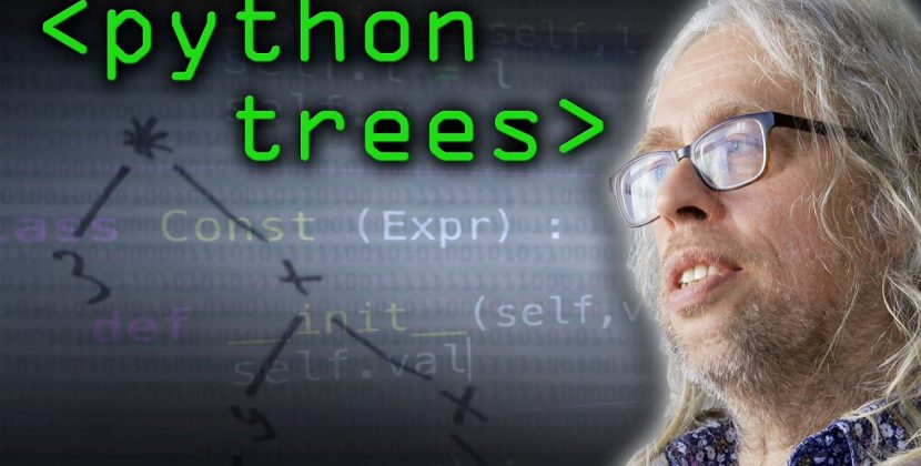 Coding Trees in Python