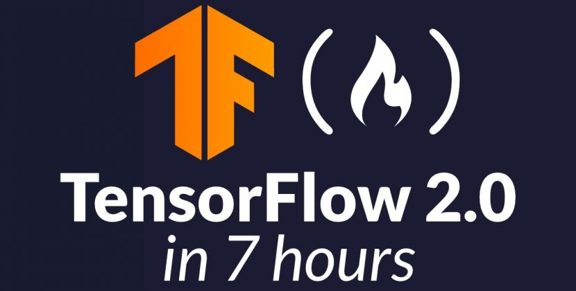 TensorFlow 2.0 Complete 7 Hour Course