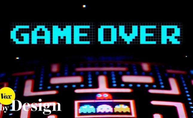 Deconstructing the 8-bit Arcade Font