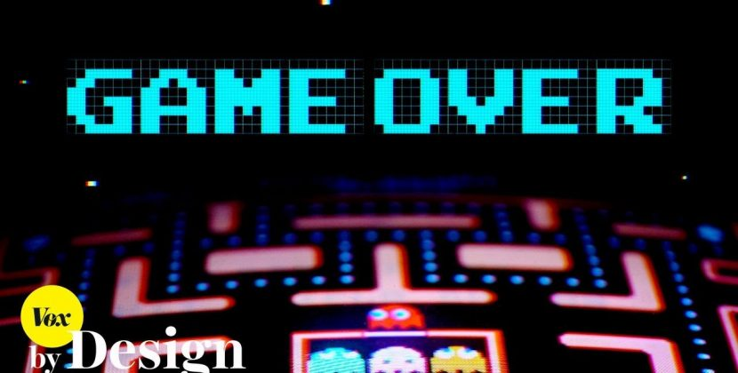 Deconstructing the 8-bit Arcade Font