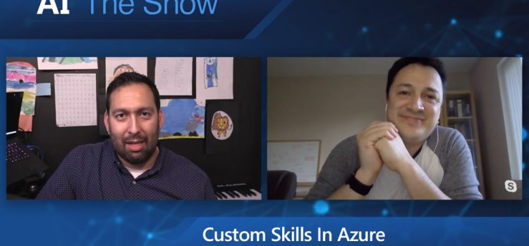Custom Skills in Azure Cognitive Search