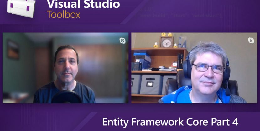 Entity Framework Core Part 4