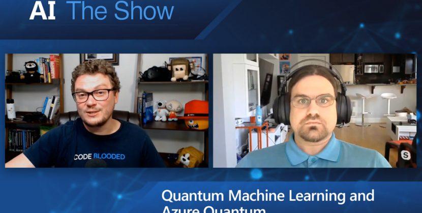 Quantum Machine Learning and Azure Quantum