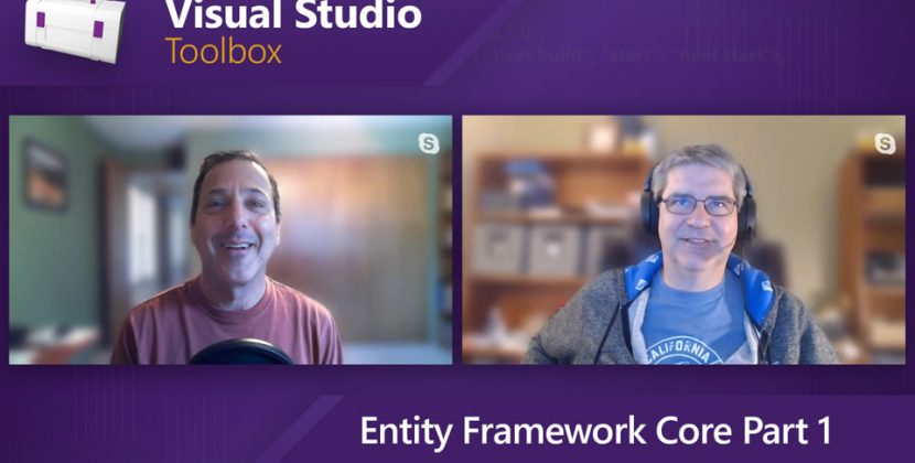 Entity Framework Core Part 1