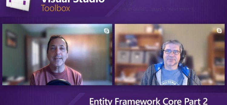 Entity Framework Core Part 2