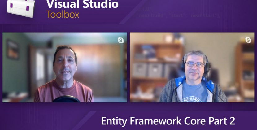Entity Framework Core Part 2
