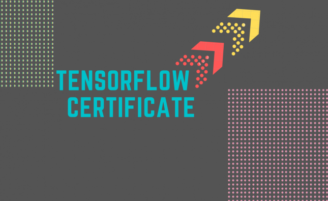 Data Science Goals: Take Your TensorFlow Developer Certificate Exam Now!