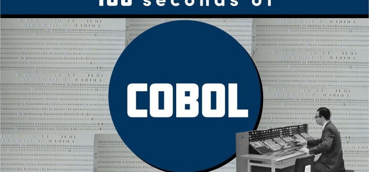 COBOL in 100 seconds
