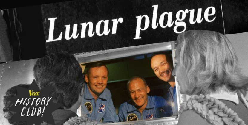 Why NASA Quarantined the Apollo 11 Astronauts