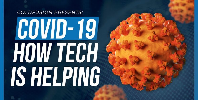 How Tech is Helping with COVID-19 Pandemic