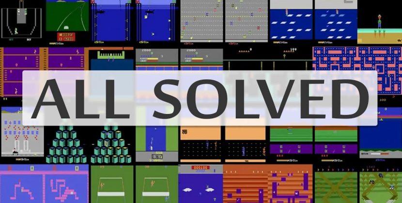 DeepMind Made A Superhuman AI For 57 Atari Games