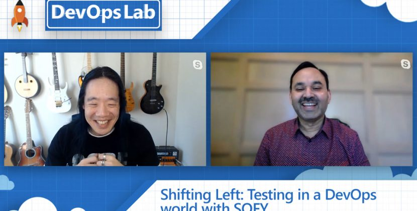 Testing in a DevOps world with SOFY
