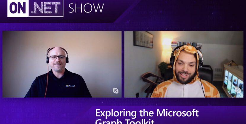 Exploring the Microsoft Graph Toolkit