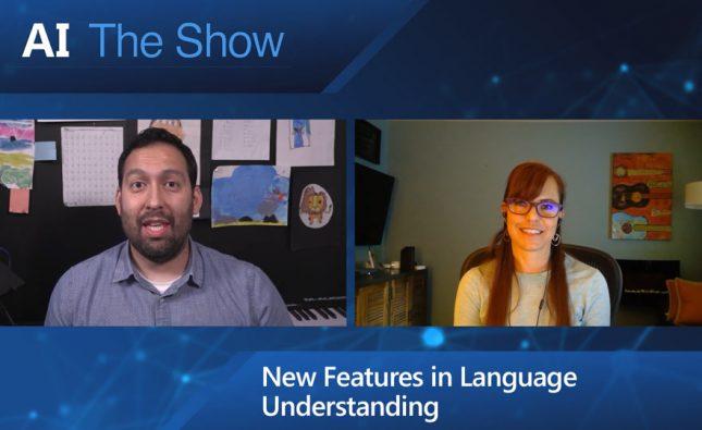 New Features in Language Understanding