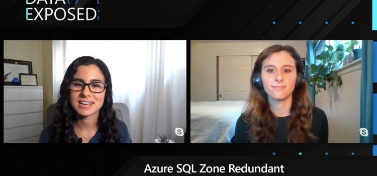 Azure SQL Zone Redundant Configuration for High Availability
