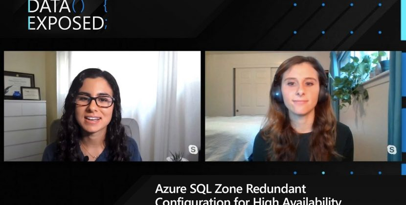 Azure SQL Zone Redundant Configuration for High Availability