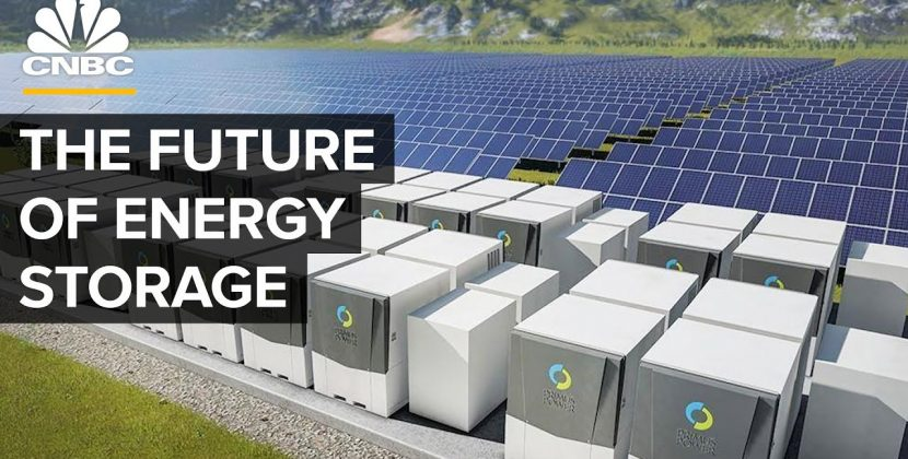 Beyond Lithium Ion: the Future Of Energy Storage