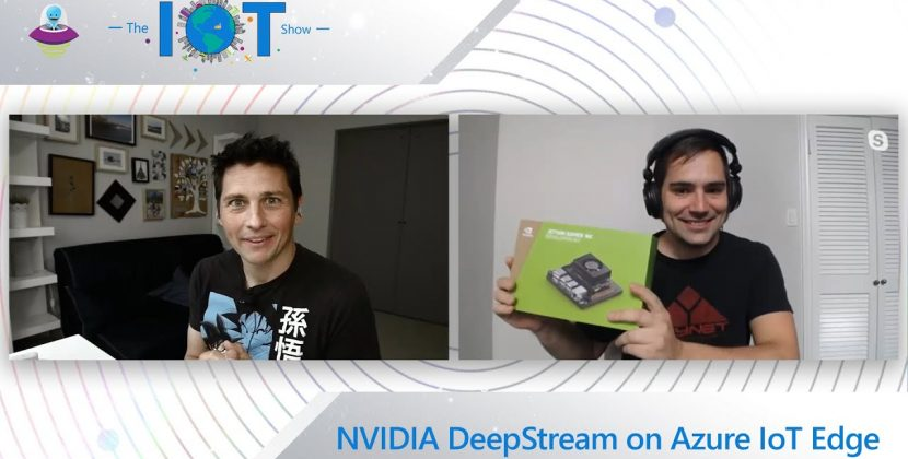 NVIDIA DeepStream on Azure IoT Edge