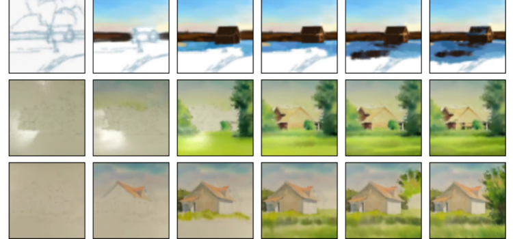 AI Can Recreate How Artists Painted Their Masterpieces